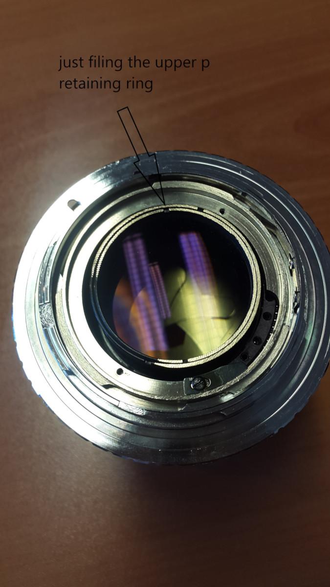 Compatibility list of M42 lenses on Canon EOS 5D DSLR